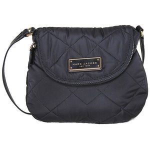 Marc Jacobs black cross body bag